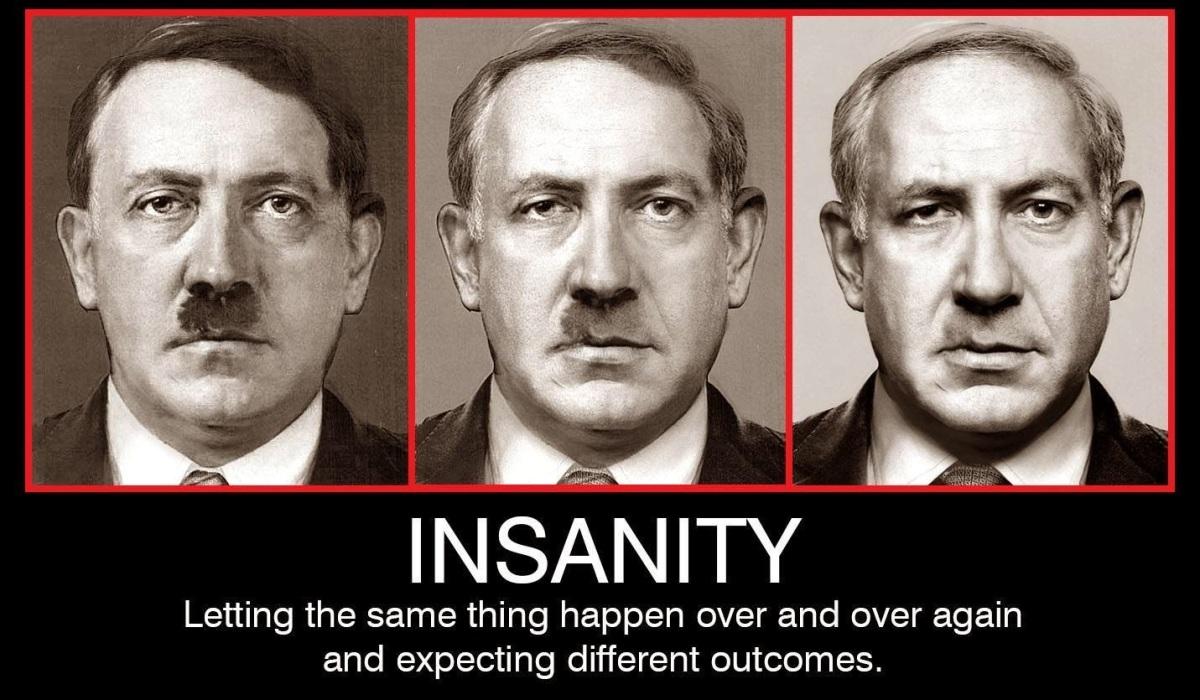 Zionist Netanyahu Freezes Catholic Bank Accounts In Israel: Resurrects Talmudic Christian Hatred.