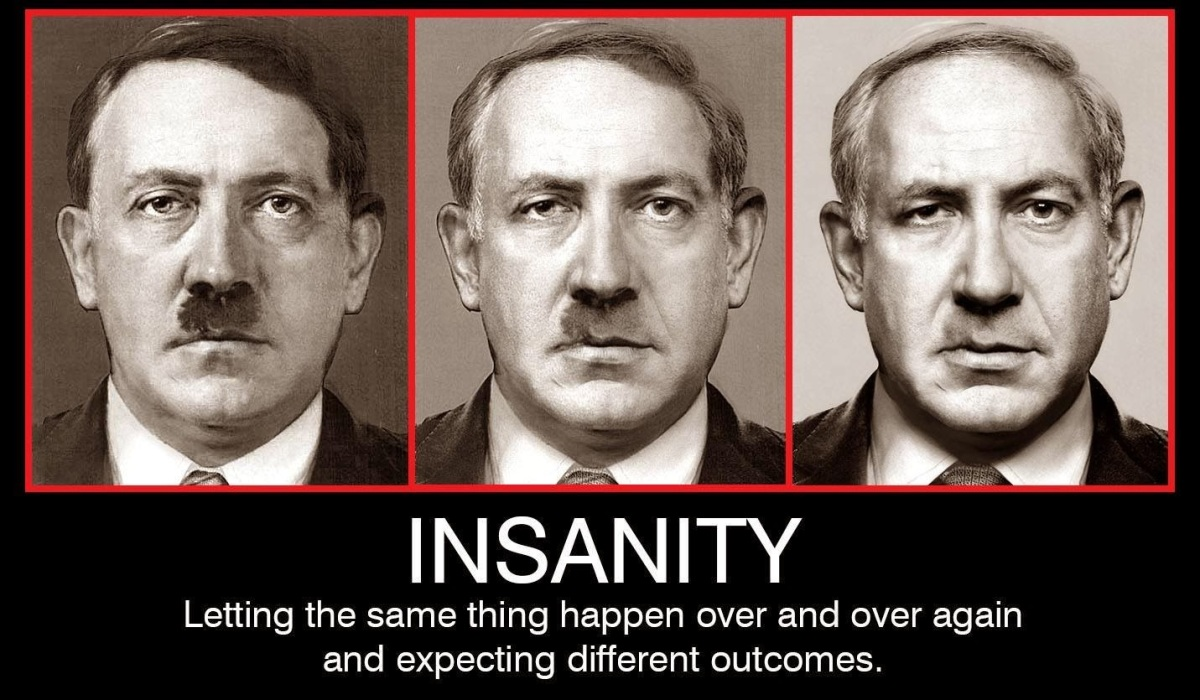 Zionist Netanyahu Freezes Catholic Bank Accounts In Israel: Resurrects Talmudic Christian Hatred.