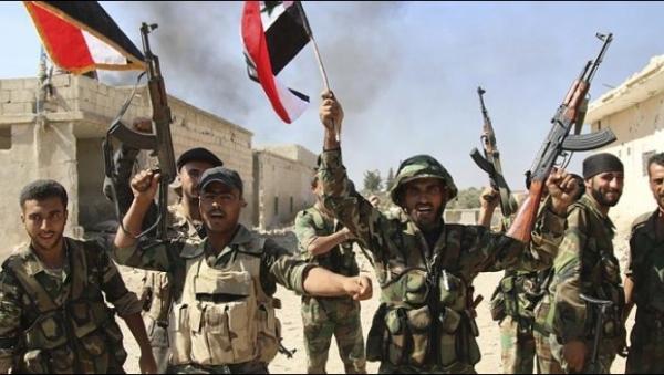 Syria ~ Battle Won In Homs Countryside ~ Mahin