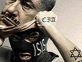 israel isis mossad cia
