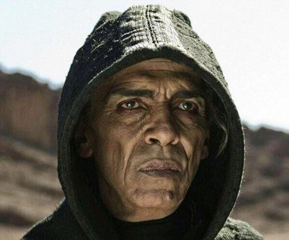 obama devil