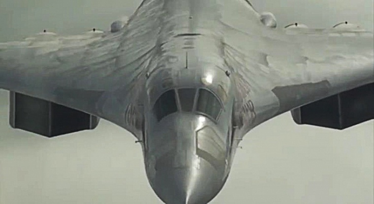 Russia Tu-160 Strategic Bomber