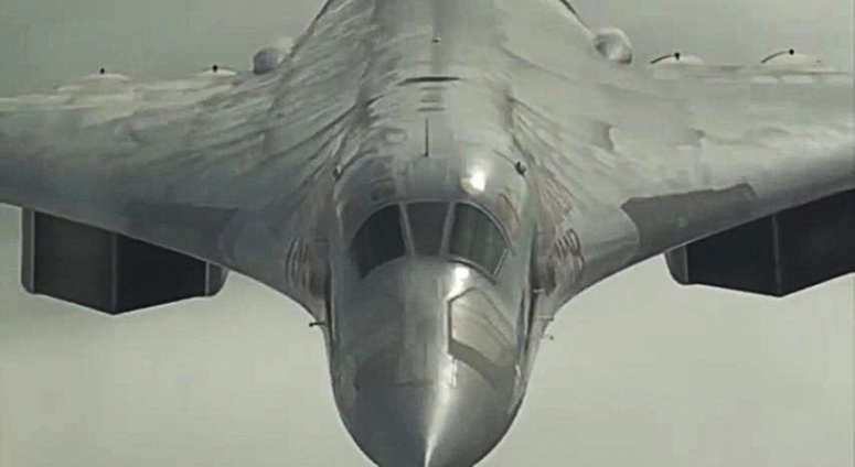 Russia Tu-160 Strategic Bomber