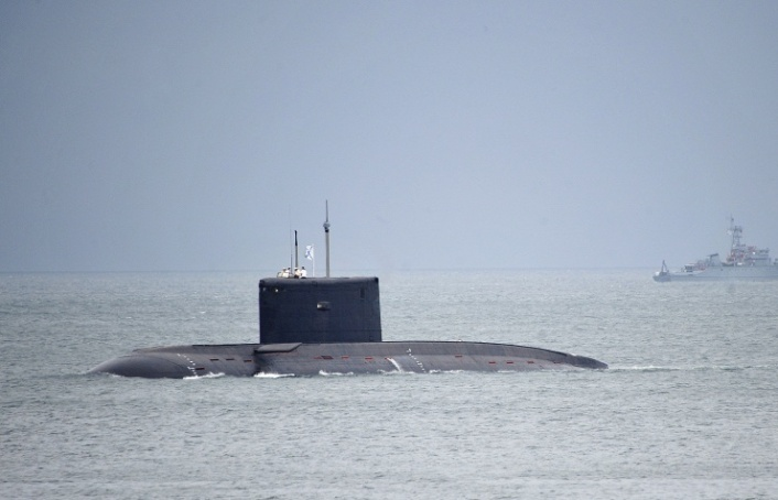 Russian Rostov-on-Don submarine