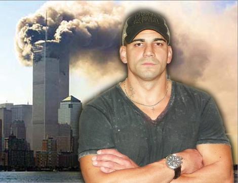 Sergeant Scott DeCarlo Who Arrested Mossad.