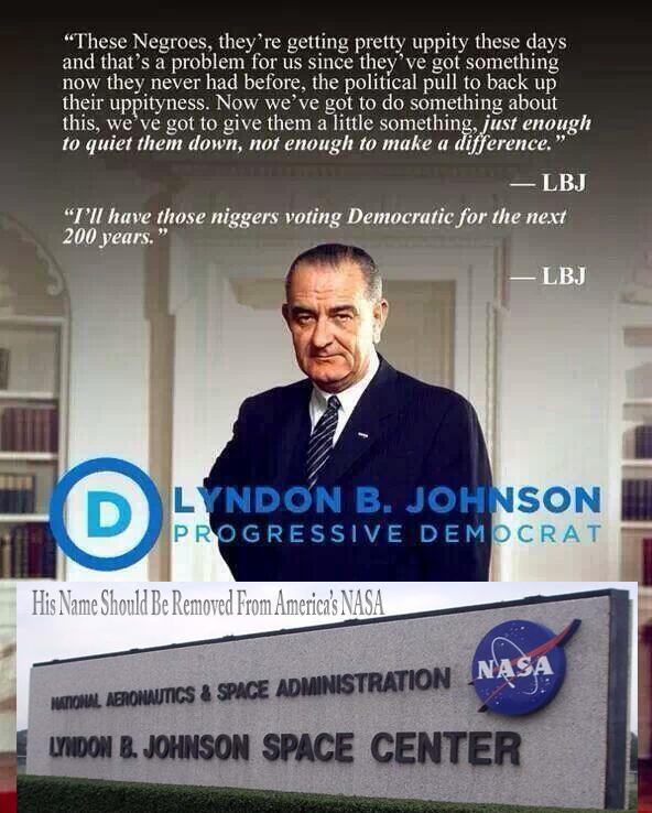 Johnson nigger
