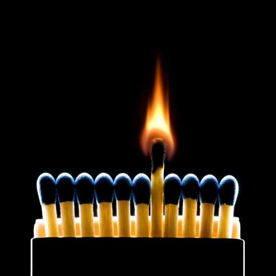 wait match fire