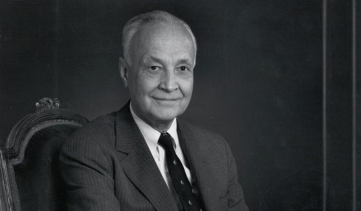 Philanthropist John Templetone