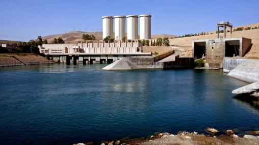 Obama's Muslim Brotherhood Turkey: Shuts Off Euphrates Water To Syria & Iraq.