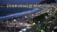Pope Francis Rio De Janeiro, Brazil +3 Million ~ Mass On Copacabana Beach
