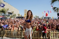 PANAMA CITY BEACH, FL - MARCH 14:  Audrina Patridge attends Maxim and Curve at Spring Break on March 14, 2013 in Panama City Beach, Florida.  (Photo by Don Juan Moore/WireImage)
