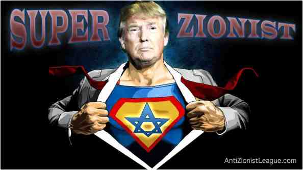 Donald Trump ~ We will move the American embassy to the eternal capital of the Jewish people, Jerusalem – and we will send a clear signal that there is no daylight between America and our most reliable ally, the state of Israel. 3/21/2016