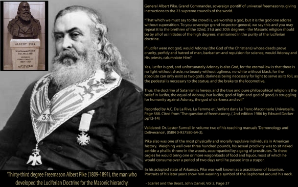 albert pike Adonay