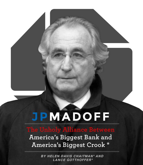 JP Madoff JP Morgan