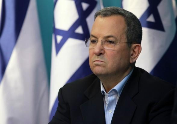 Israel Prime Minister Ehud Barak