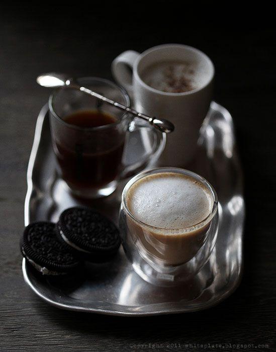 silver coffee