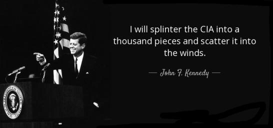 Kennedy CIA