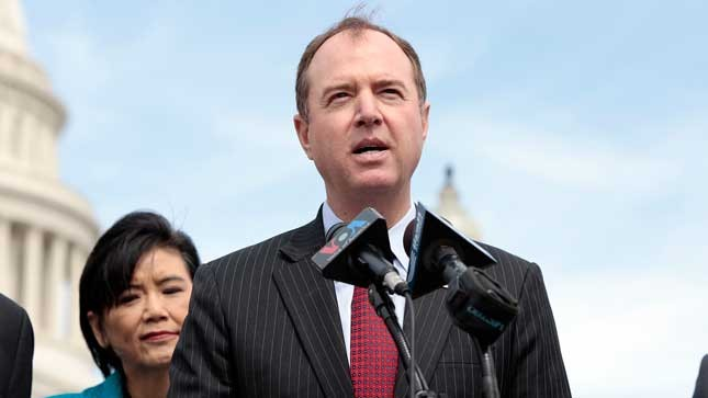 Rep. Adam Schiff D-California Orlando