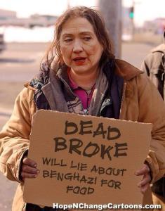 Hillary & The Feigned Mafia Pajama Defense