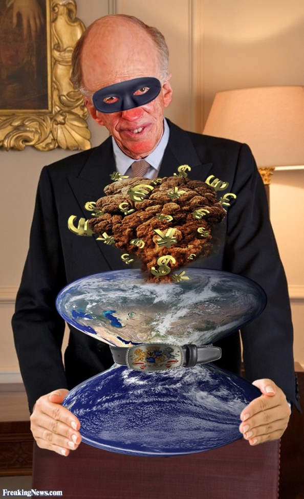 """Rothschild ~ """"The World Is Not Enough"""""""