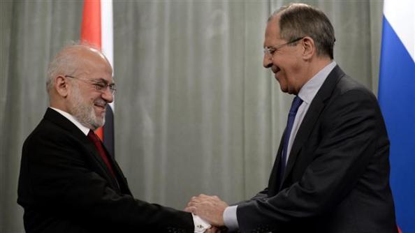 Ibrahim Jafari Iraq Sergei Lavrov Russia