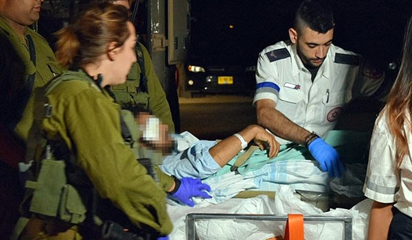 State Of Zionist Israel Abetting ISIS at their hospitals and returning them back to overthrow Syria