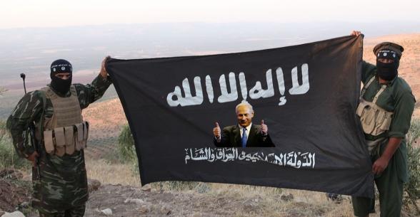 Netanyahu's Proxy Army ISIS