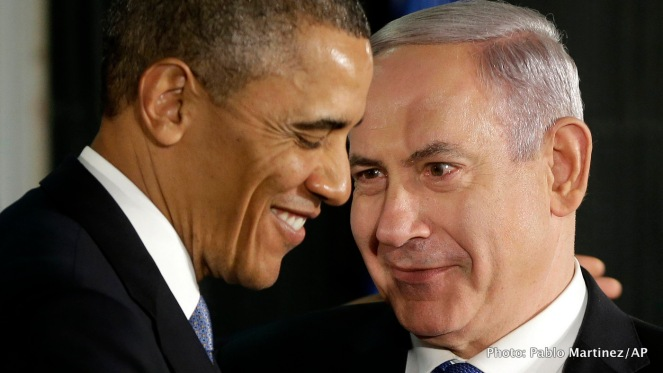 Barry & Bibi have played polarity games upon the US as if they are at odds with one another. The opposite could not be more true!