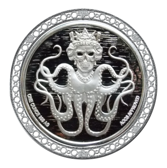 End Of The Physical Silver Gold Market Manipulation Silver-opium-queen-kraken-2