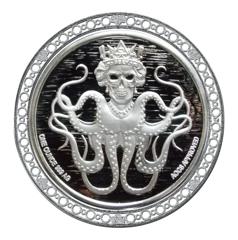 Kraken Queen's Silver Opium