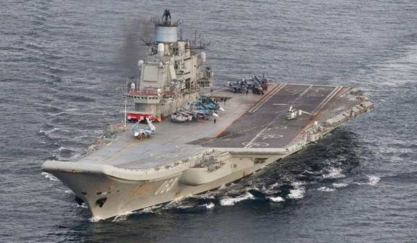 Russian Aircraft Carrier