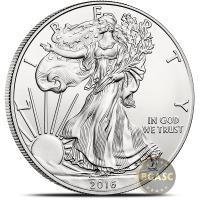 2016 Silver Liberty