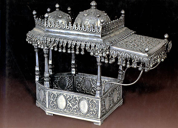 indian silver