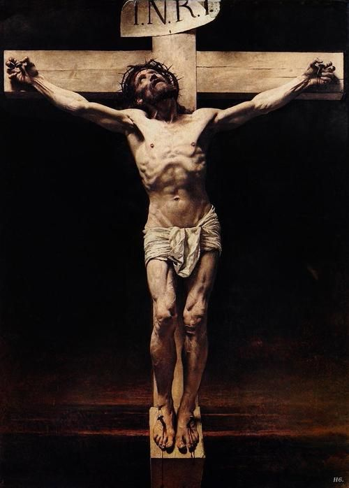 Crucifixion Of Jesus The Christ 33 A.D.