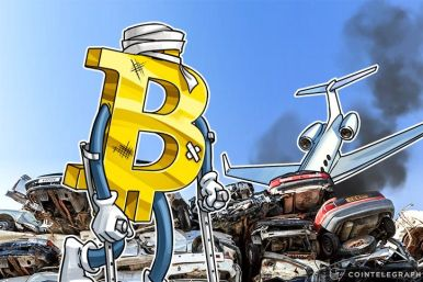 "5 Ways To Bet Against Bitcoin's Highly Speculative ""Get Rich"" Scheme Bitcoin"
