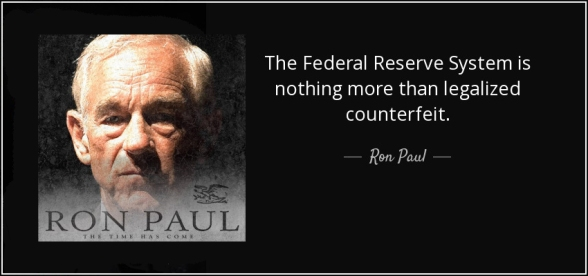 When Counterfeit Currency Crashes By At Least 50 Percent In America Counterfeit-paul