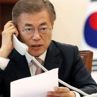 Breaking:  South Korean President Moon Jae-in Ruled Out Any Military Option To Resolve U.S. Deep State Standoff With North Korea