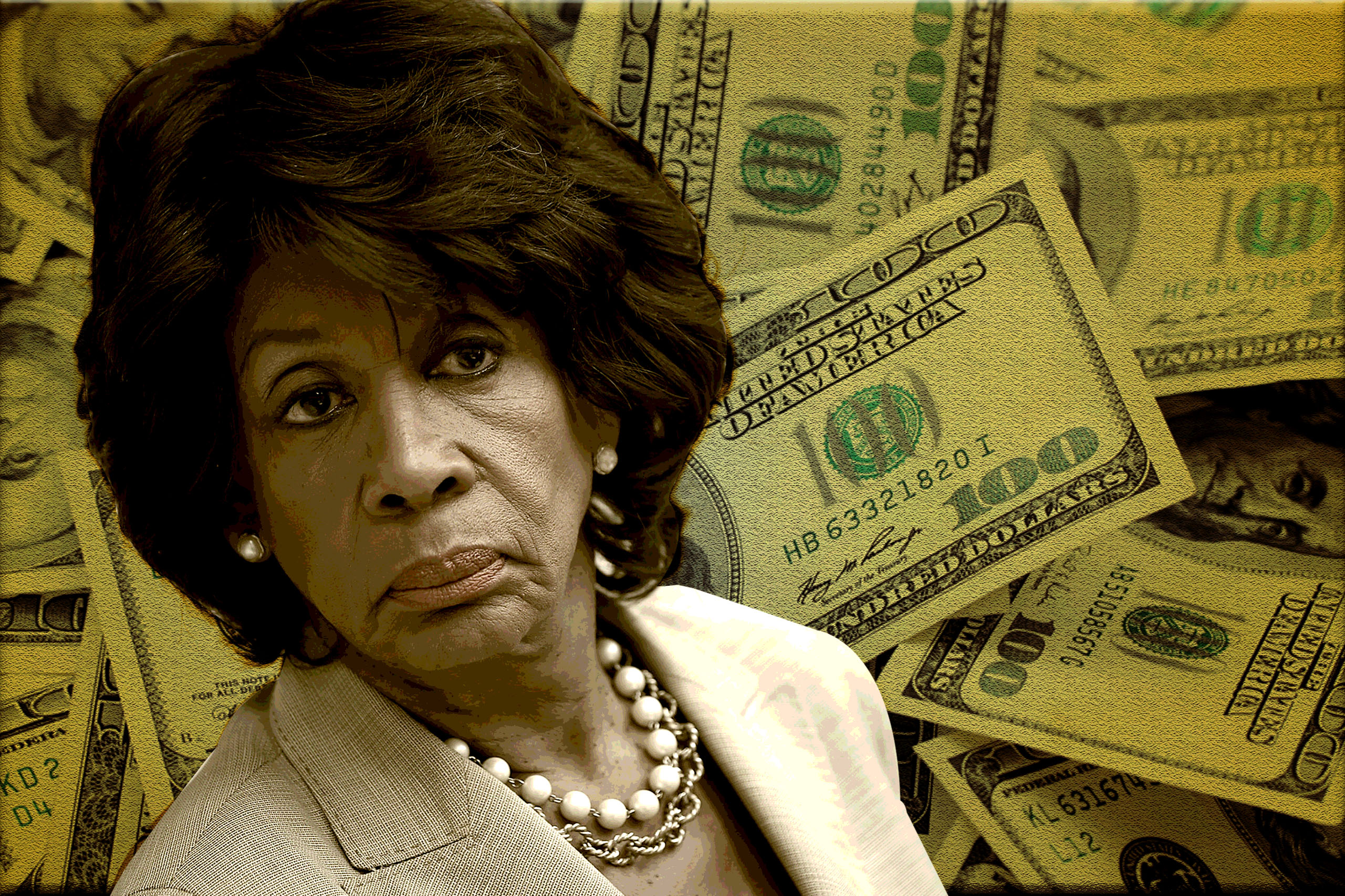 Democrat Maxine Walters Indicted On 3 Counts Of Violating Federal Ethics Codes & Congressional Rules — Political Vel Craft