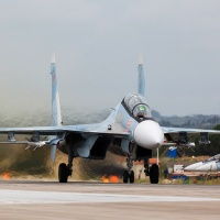 Russian Air Force Delivers 10 Airstrikes Against US Israeli Underground Bases In Idlib, Syria