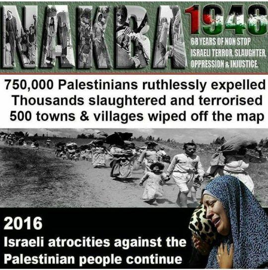 palestine genocide